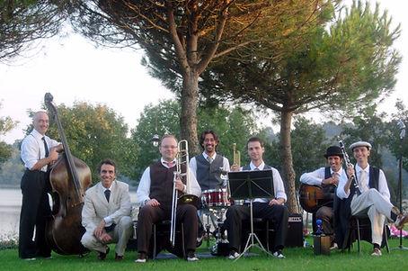 Band per eventi meeting convention ma anche serate di gala insieme ad Enrico Martinelli