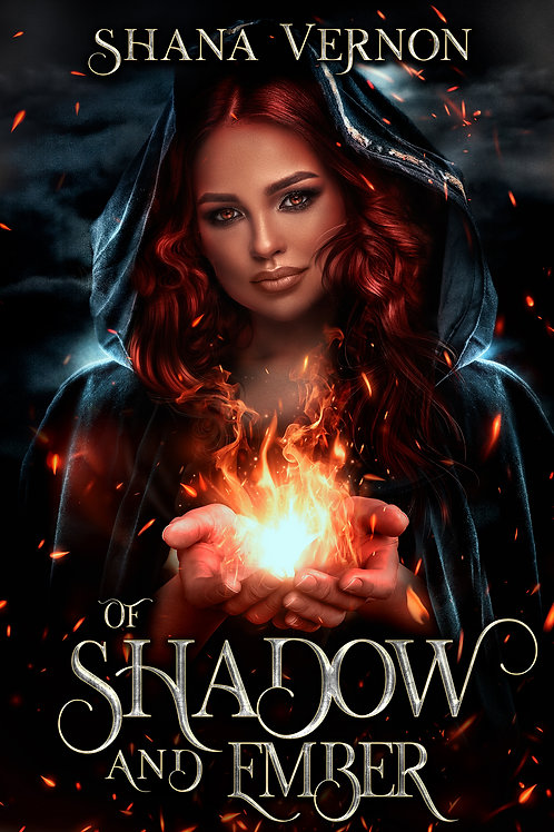 Signed Copy of Of Shadow And Ember