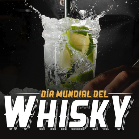 Día Mundial del Whisky