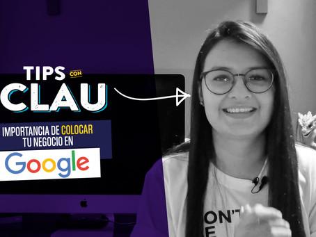 Importancia de colocar tu negocio en Google