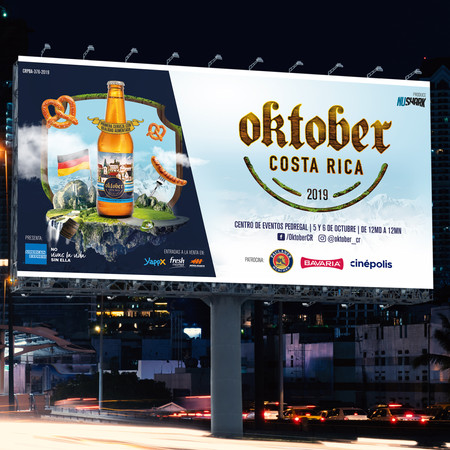 Oktober Costa Rica