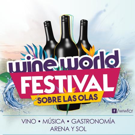 Wine World Festival - Sobre las Olas