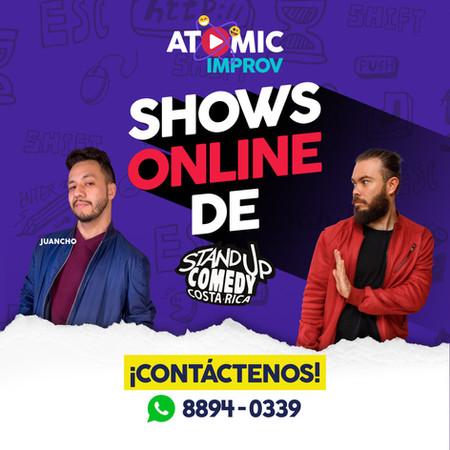 On Line Comedy