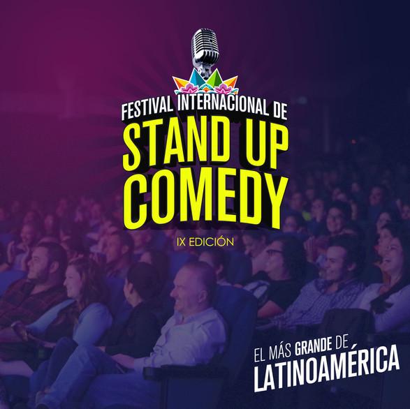 Festival Internacional de Stand Up Comedy