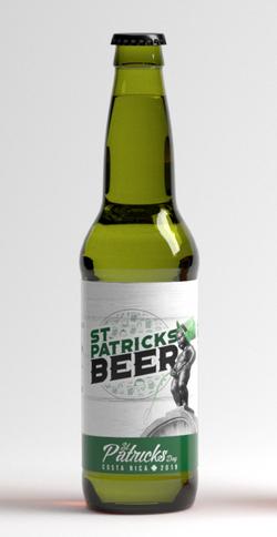 Etiqueta Cerveza
