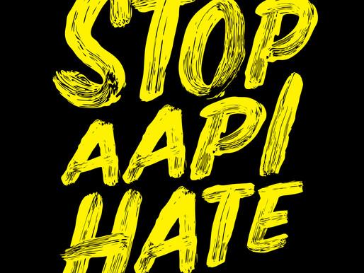 Stop Asian American Pacific Islander Hate Benefit Album