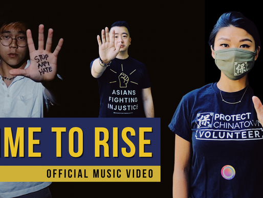 Time To Rise - The Music Video is Out