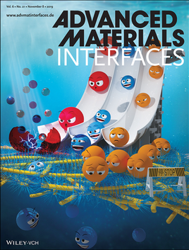 Front Cover-Advanced Materials Interfaces