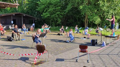 1. Probe - Jugendorchester