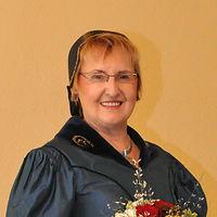 Monika Wiedemann, Obfrau.JPG