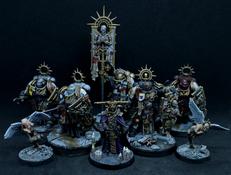 Bladeguard Veterans/Black Templar Crusaders