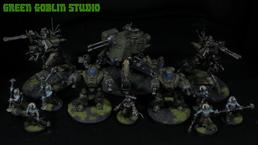 Skitarii Army