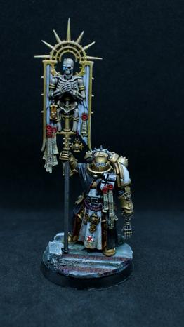 Bladeguard Ancient. Veteran. Crusader. Golden Light