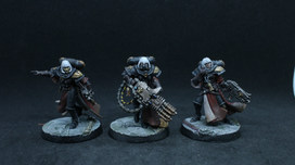 Adeptus Sororitas Battle Sisters