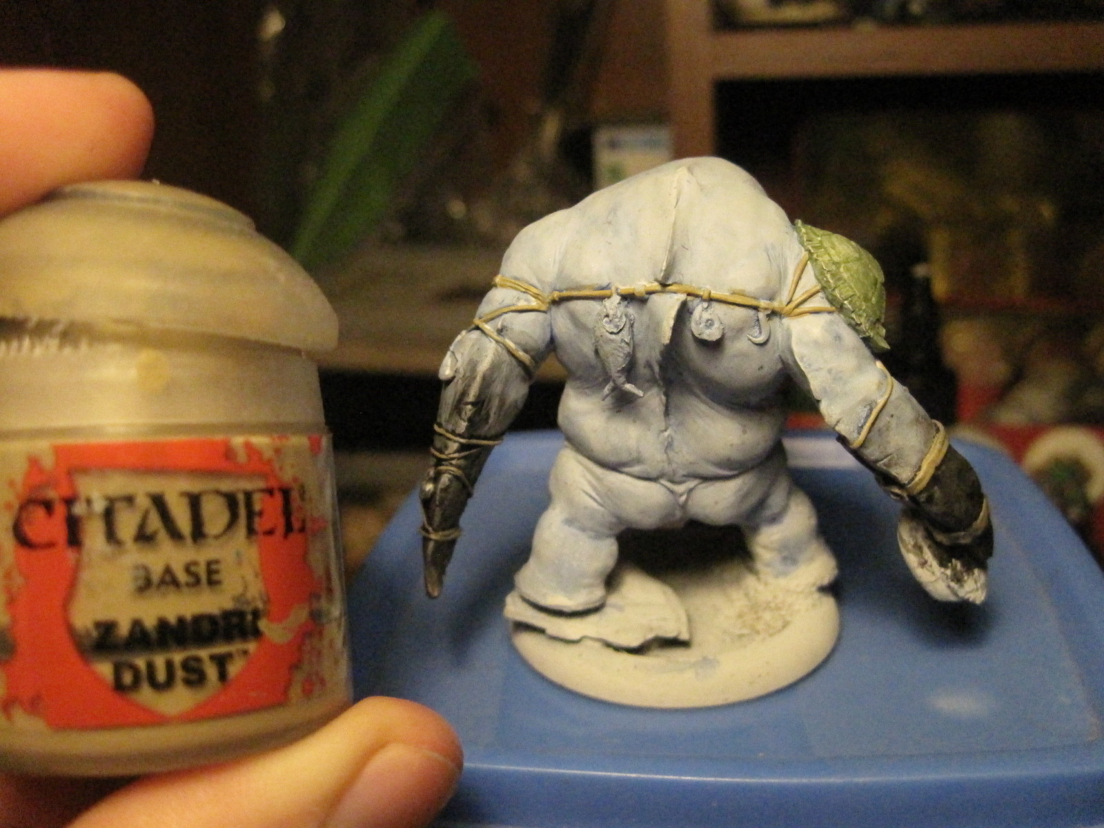 zandri dust whale troll