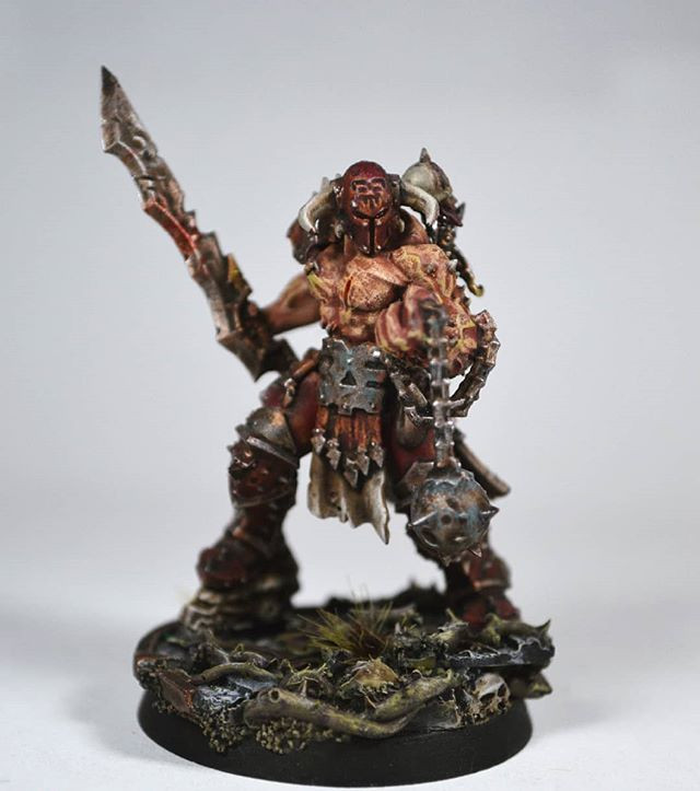 Slaughterpriest Commission _#paintingwar