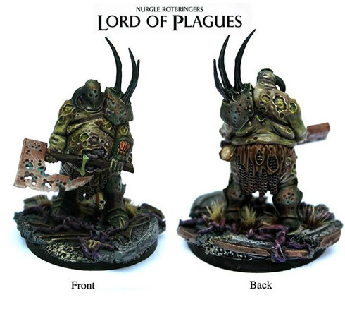 The Lord of Plagues