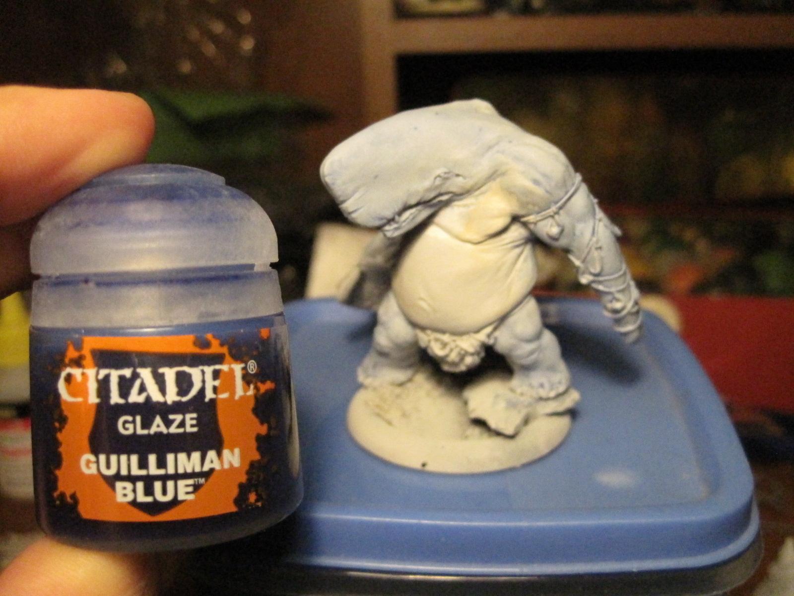 Gulliman Blue Whale Troll