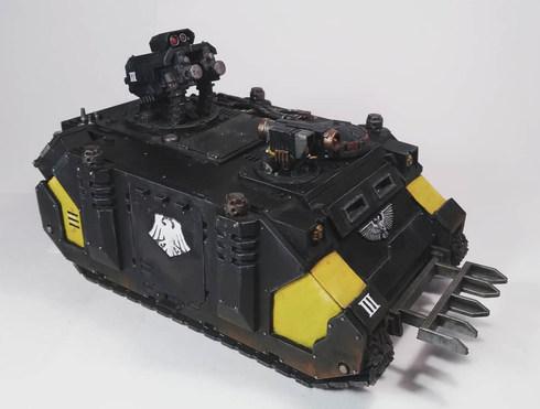 Ravenguard Rhino Magnetised