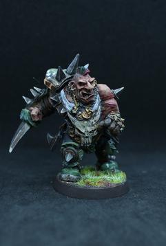 Morg'n'Thorg Blood Bowl
