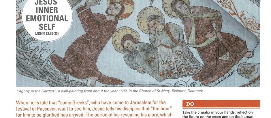 5th Sunday of Lent
