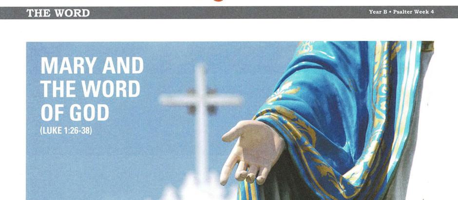 Latest Bulletin - 4 Sunday of Advent