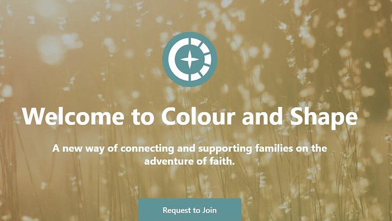Calling all parents and those supporting families on the adventure of faith!