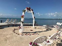 yocamatsu wedding caye caulker
