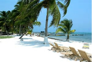 beach caye caulker