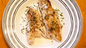 Lemon Parsley Fish