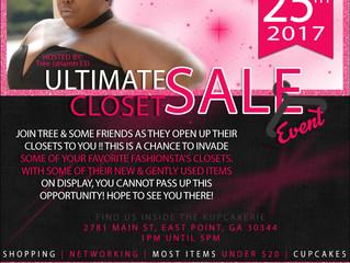 ...The Ultimate Closet Sale ...