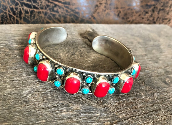 Merry and Bright Adjustable Bracelet