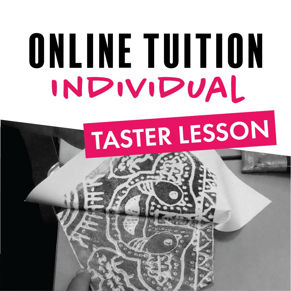 Individual Online Taster - Art