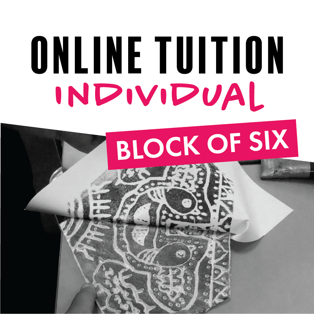 Online Individual Tuition - ART