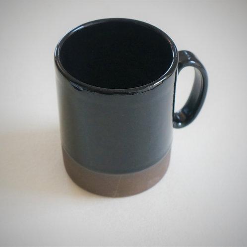 Black Cermaic Mug
