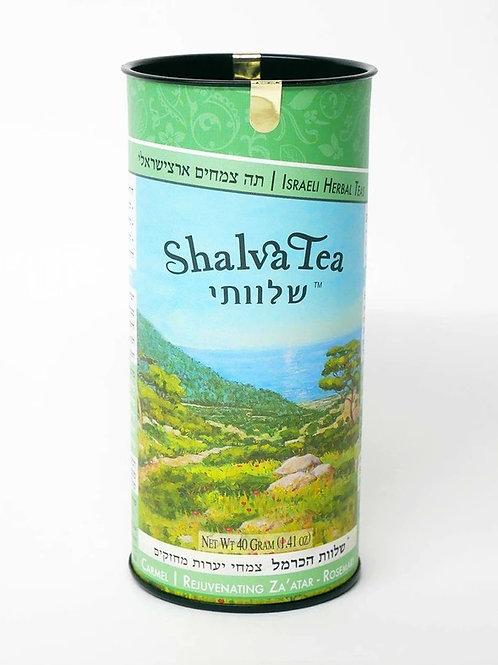 תה זעתר ורוזמרין