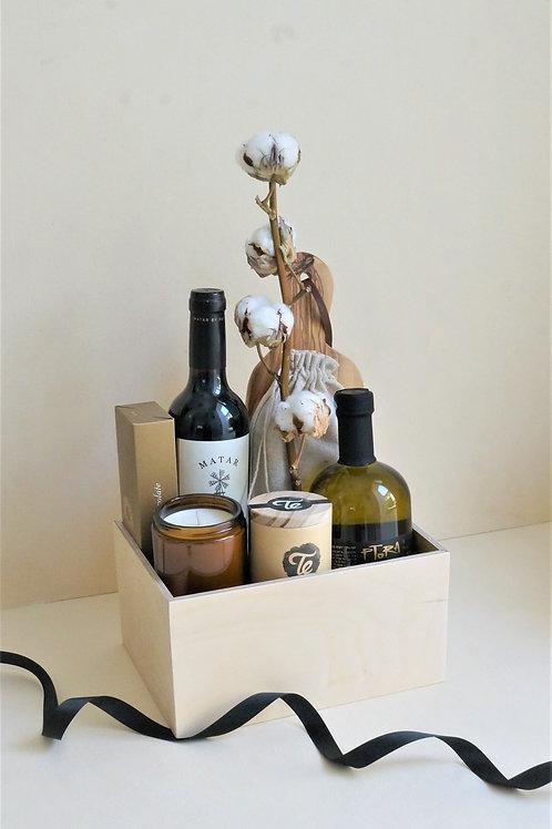 Deluxe Wooden Box