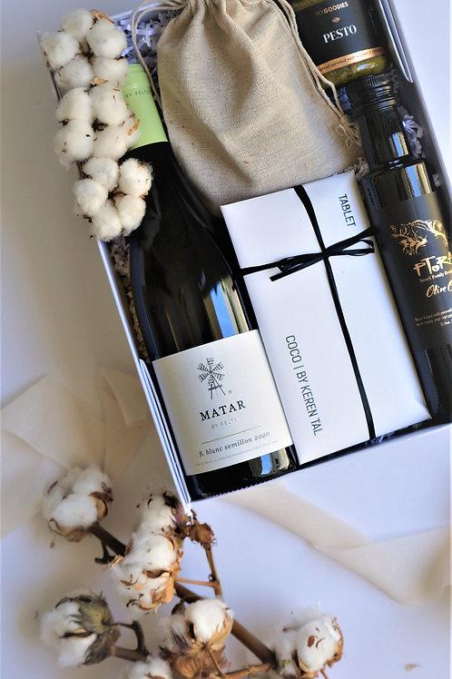 White Wine & Goodies