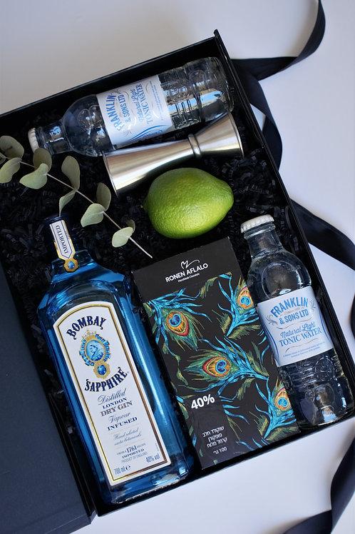 Gin & Tonic in a box