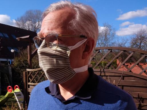 Kostenlose Masken für CDU-Mitglieder