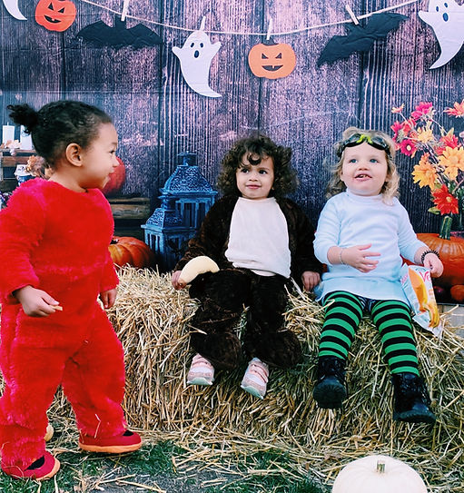 party events halloween fun coworking and childcare