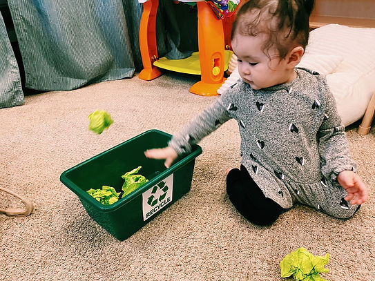 Baby Learning Play Coworking Childcare