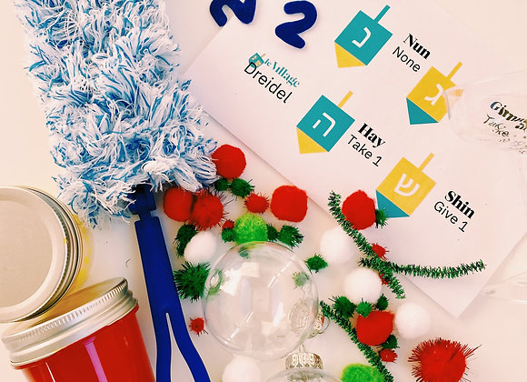 The Happy Holiday Mix-Pack