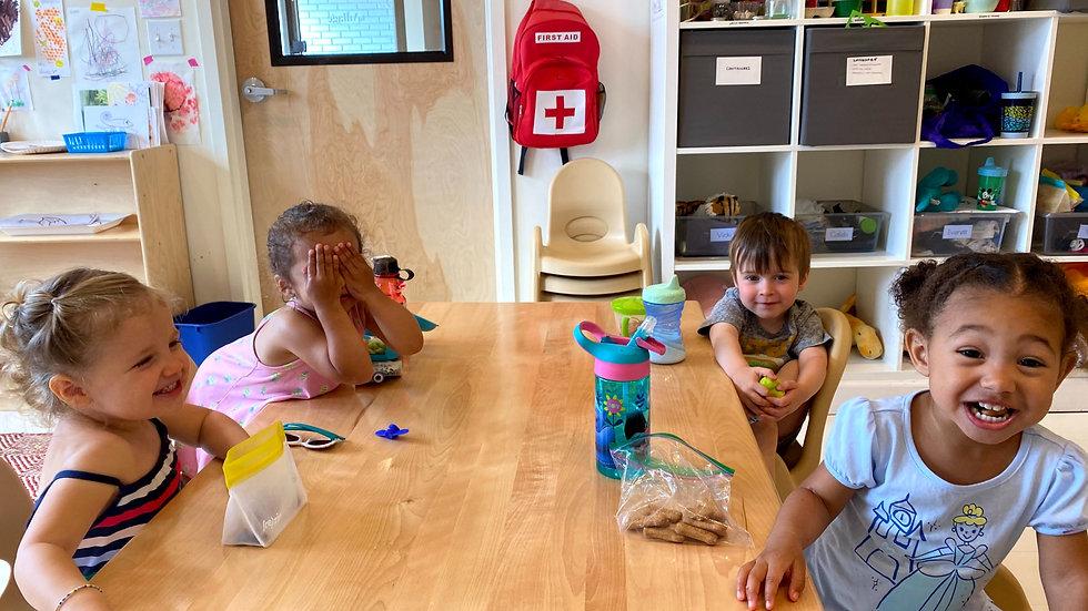 PreK Coworking Childcare