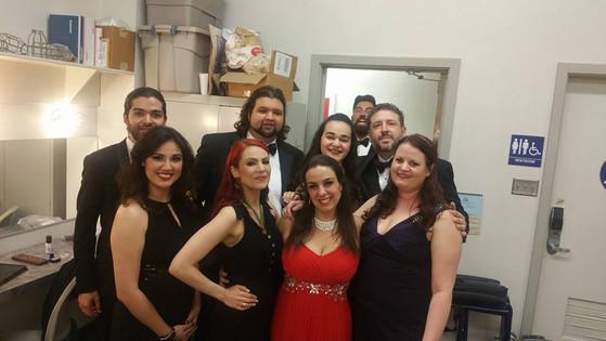 Center Stage Opera
