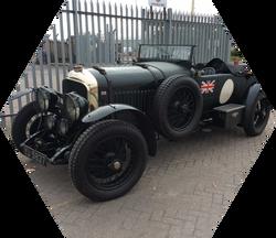 13 Vintage Bentley 2