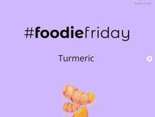 #foodiefriday Turmeric