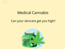 Medical Cannabis - Can your skincare get you high?