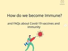Immunity and Covid-19 FAQs