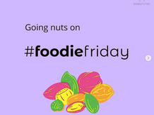 #foodiefriday Nuts